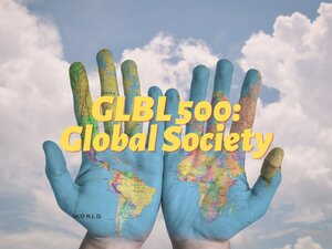 Graphic for Governing the Global Society course