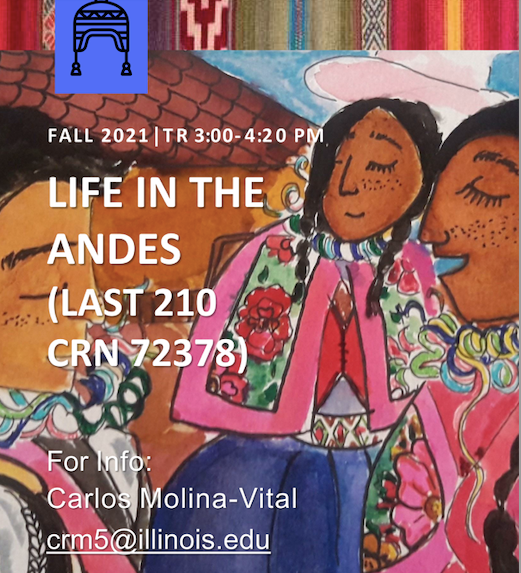 Flyer for LAST 210, Fall 2021
